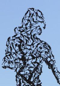 Foto van een kunstwerk uit Frankrijk waarbij de figuur van een mens gevormd wordt door allemaal op elkaar gestapelde en aan elkaar vasthoudende menselijke figuren. Als vertegenwoordiing van de diversiteit in de inerlijke mens. Hoeksche Waard, Rotterdam, Dordrecht, Oud-Beijerland. Mijnsheerenland, Westmaas, Klaaswaal, Heinenoord, Maasdam, Puttershoek, 's-Gravendeel, Strijen, Numansdorp, Zuid-Beijerland, Nieuw-Beijerland, Barendrecht, Spijkenisse, Hoogvliet, Vlaardingen, Schiedam, Charlois, Kralingen - Crooswijk, Prins Alexander, Overschie, Nieuwerkerk aan de IJsel, Capelle aan de IJsel, Krimpen aan de IJssel, Krimpen aan de Lek, Ridderkerk, Zweindrecht, Willemstad, Goeree-Oost, Massage, Intuïtieve Massage, Klassieke Massage, Zwangerschapsmassage, Bedrijfsmassage, Stoelmassage, Bindweefsel, Spieren, Bindweefselmassage, Deep Tissue Massage, Reiki, Massagepraktijk, Esbima, Trans Esbimatraject, Kort Esbimatraject, Holistisch, Betrokken, Ontspanning, Chronische klachten, Spierpijn, Lichte-Depressie, Nieuwe balans, Burn-out, Stress, Migraine, RSI, Frozen Schoulder, Ontspanning, Bewustwording, Persoonlijke groei, Minder Klachten, Zetje in de rug, Ondersteuning, Neemt de tijd, Integer, Open houding, Vriendelijk, Eerlijk, Vertrouwd.